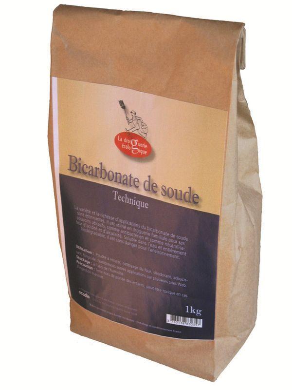 Le bicarbonate de soude ferme de sainte marthe - Deboucher evier bicarbonate de soude ...