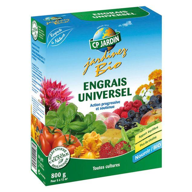 ENGRAIS UNIVERSEL COMPLET 800 g