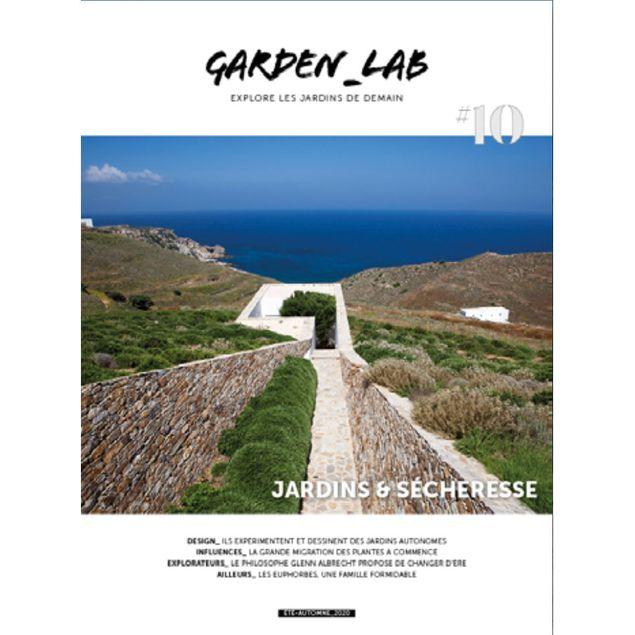 GARDEN LAB N°10 JARDINS ET SECHERESSE